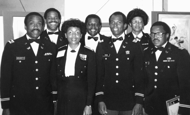 A Brief History of African Americans in the JAG Corps