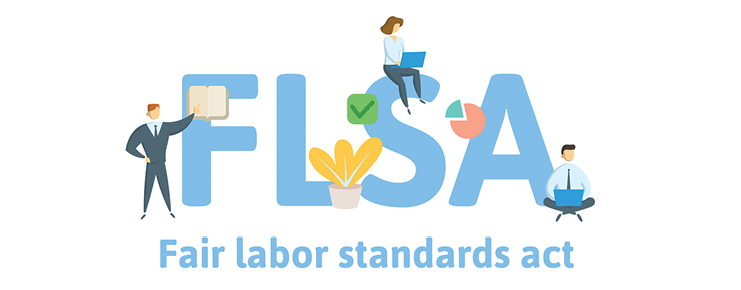 The FLSA Team is Working