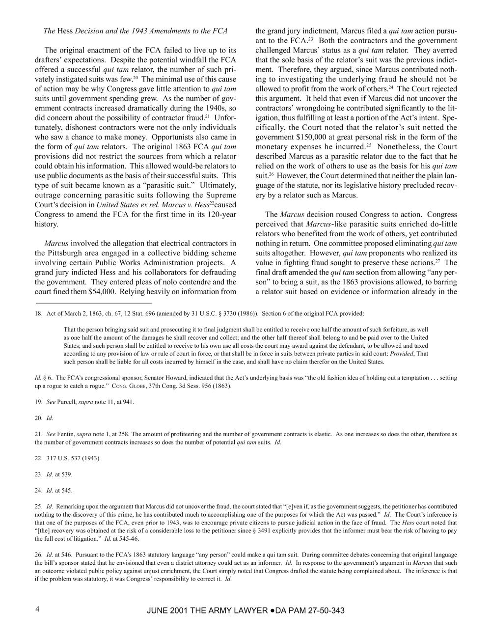 PUBLICATIONS - TJAGLCS