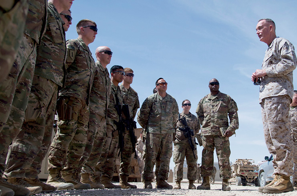 The Wisdom of Courts-Martial in Combat